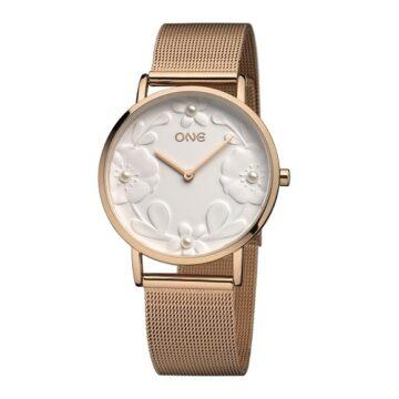 LXBOUTIQUE - Relógio One Pearl OL8215BR91L
