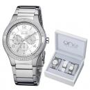 LXBOUTIQUE - Relógio One Trendy Box OL5465IM61E