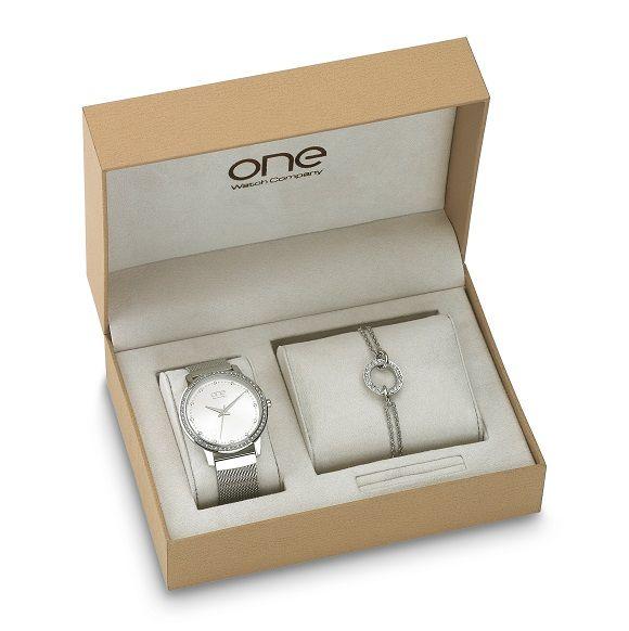 e87e53eac0a ... LXBOUTIQUE - Relógio One Vibrant Box OL6545RG62L - Box
