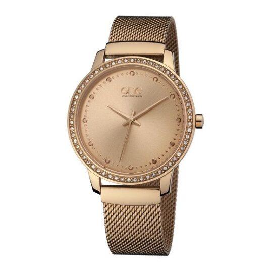 LXBOUTIQUE - Relógio One Vibrant OL6545RG62L