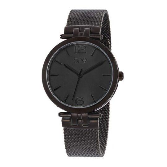 LXBOUTIQUE - Relógio One Zen Black OL5813PP71L