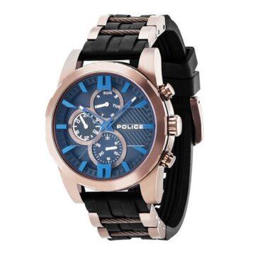 LXBOUTIQUE - Relógio Police Matchcord PL14541JSBN02P