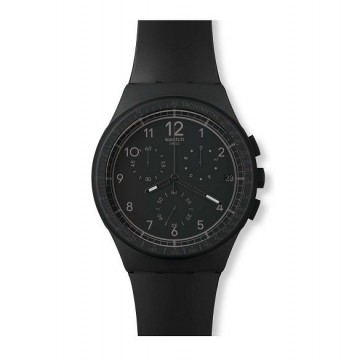 LXBOUTIQUE - Relógio Swatch Black Efficiency SUSB400