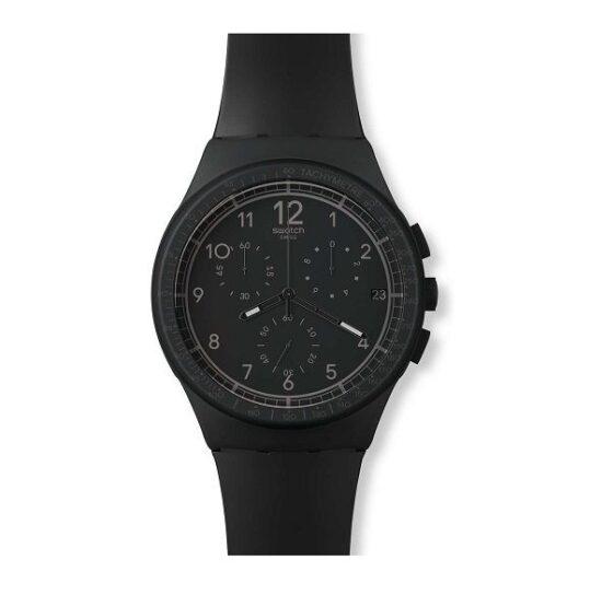 LXBOUTIQUE - Relógio Swatch Black Efficiency SUSB400