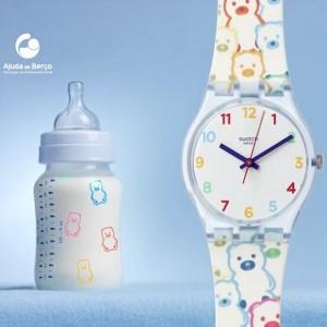 LXBOUTIQUE - Relógio Swatch Docinho GZ309 - Imagem Publicitária