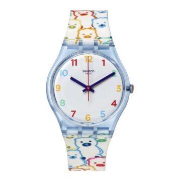 LXBOUTIQUE - Relógio Swatch Docinho GZ309