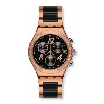 LXBOUTIQUE - Relógio Swatch Dreamnight Rose YCG404G