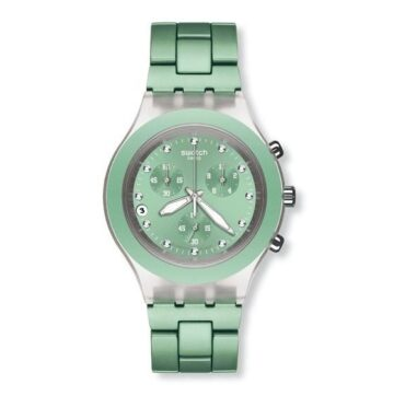 ef146498b0f Relógio Swatch Full Blooded Mint SVCK4056AG