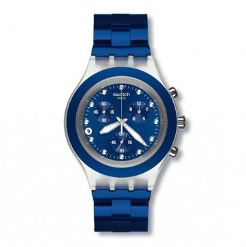 LXBOUTIQUE - Relógio Swatch Full Blooded Navy SVCK4055AG