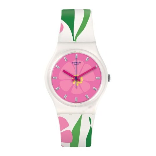 LXBOUTIQUE - Relógio Swatch Primavere GZ304