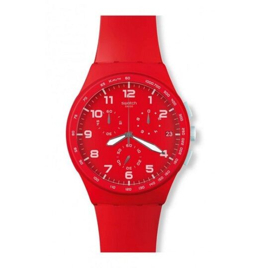LXBOUTIQUE - Relógio Swatch Red Shadow SUSR400