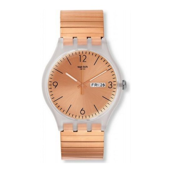 LXBOUTIQUE - Relógio Swatch Rostfrei SUOK707