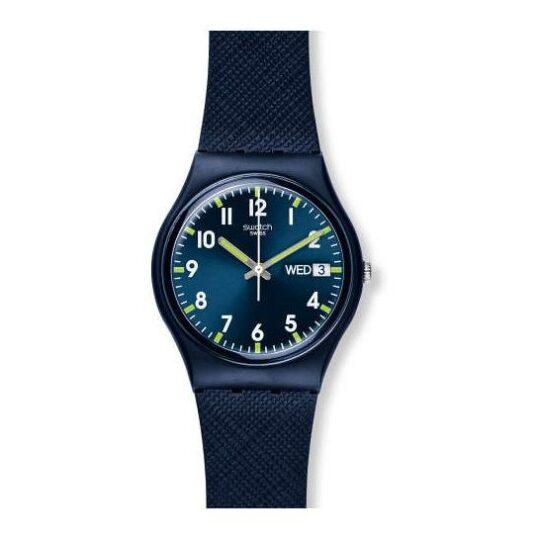 LXBOUTIQUE - Relógio Swatch Sir Blue GN718
