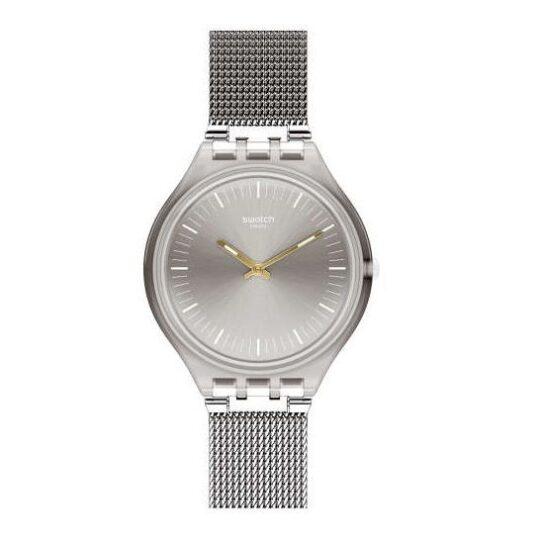 LXBOUTIQUE - Relógio Swatch Skin Mesh SVOM100M