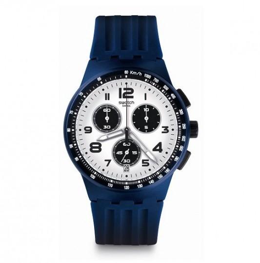 LXBOUTIQUE - Relógio Swatch Travel Choc SUSN408