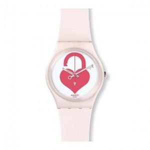 LXBOUTIQUE - Relógio Swatch Unlock My Heart GZ292 - Dia dos Namorados 2015