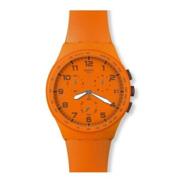 LXBOUTIQUE - Relógio Swatch Wild Orange SUSO400