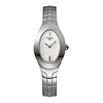 LXBOUTIQUE - Relógio Tissot Oval-T T47.1.385.31