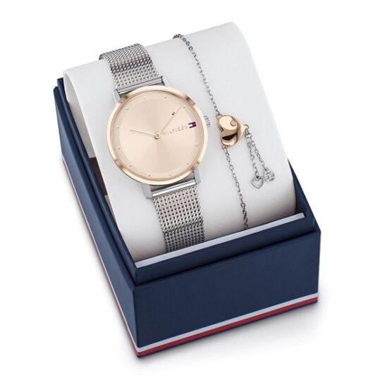 LXBOUTIQUE - Relógio Box Tommy Hilfiger Pippa 2770053