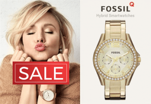 LXBOUTIQUE - Relógios Fossil - Sale