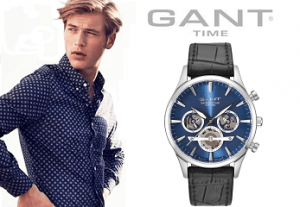 LXBOUTIQUE - Relógios Gant - Banner2 2018