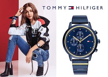LXBOUTIQUE - Relógios Tommy Hilfiger - 2018 Imagem 2