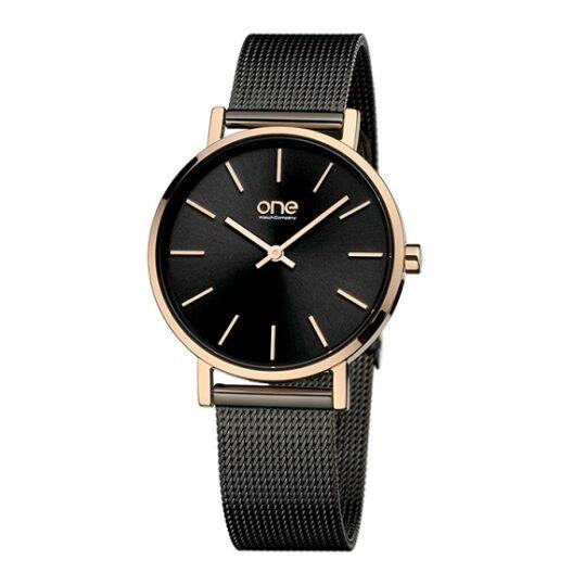 LXBOUTIQUE - Relógio One Joy Dourado Rosa OL1336PP81P
