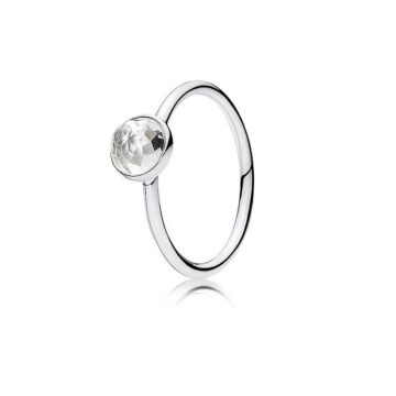 LXBOUTIQUE - Anel PANDORA Droplet Abril 191012RC